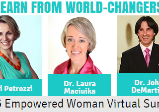 2015 Empowered Woman Summit